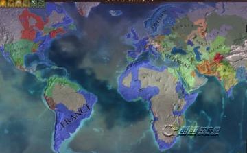 欧陆风云4大明玩法心得图片