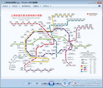 上海地图全图高清版