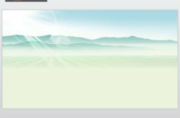本幻灯片模板适合用于制作与茶叶