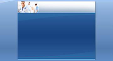 疗保健护理行业PPT模板下载