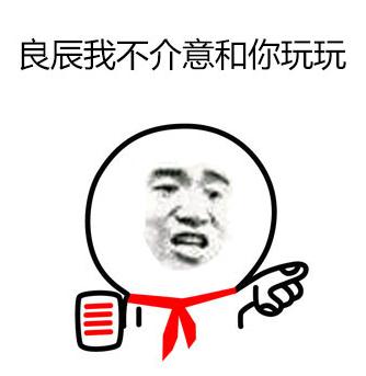 我叫叶良辰手机qq表情包图片